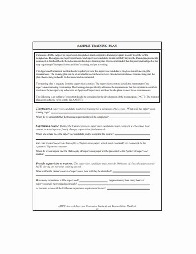 Sample Training Plan Template Awesome 14 Training Plan Templates In Google Docs Word