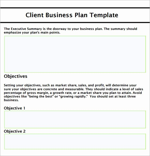 Sba Business Plan Template Awesome Small Business Plan Template 9 Download Free Documents