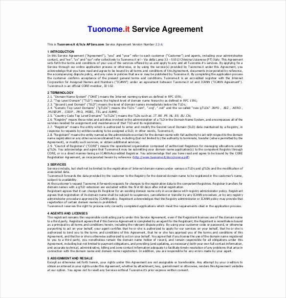 Service Agreement Template Pdf Fresh 22 Service Agreement Templates – Word Pdf Apple Pages