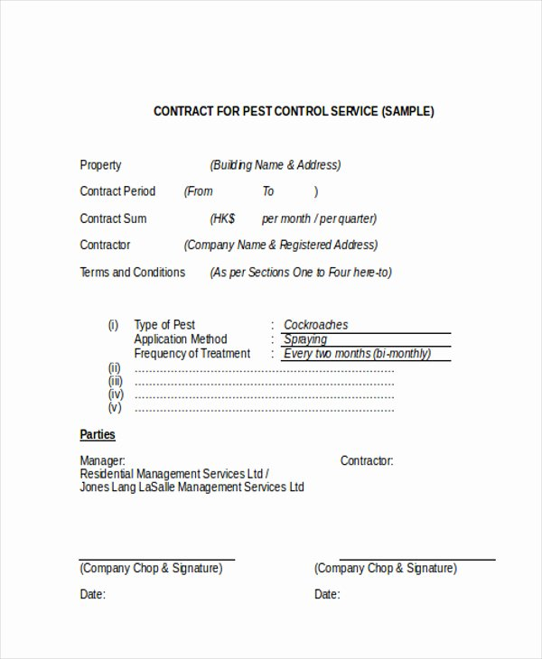 Service Agreement Template Pdf Luxury Service Contract Template Doc – Emmamcintyrephotography