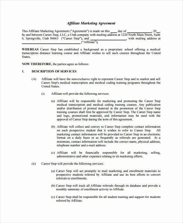 Service Agreement Template Pdf Unique 21 Simple Service Agreements Word Pdf