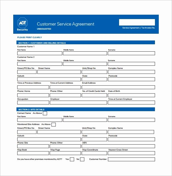 Service Contract Template Word Beautiful Free 19 Sample Service Contract Templates In Google Docs