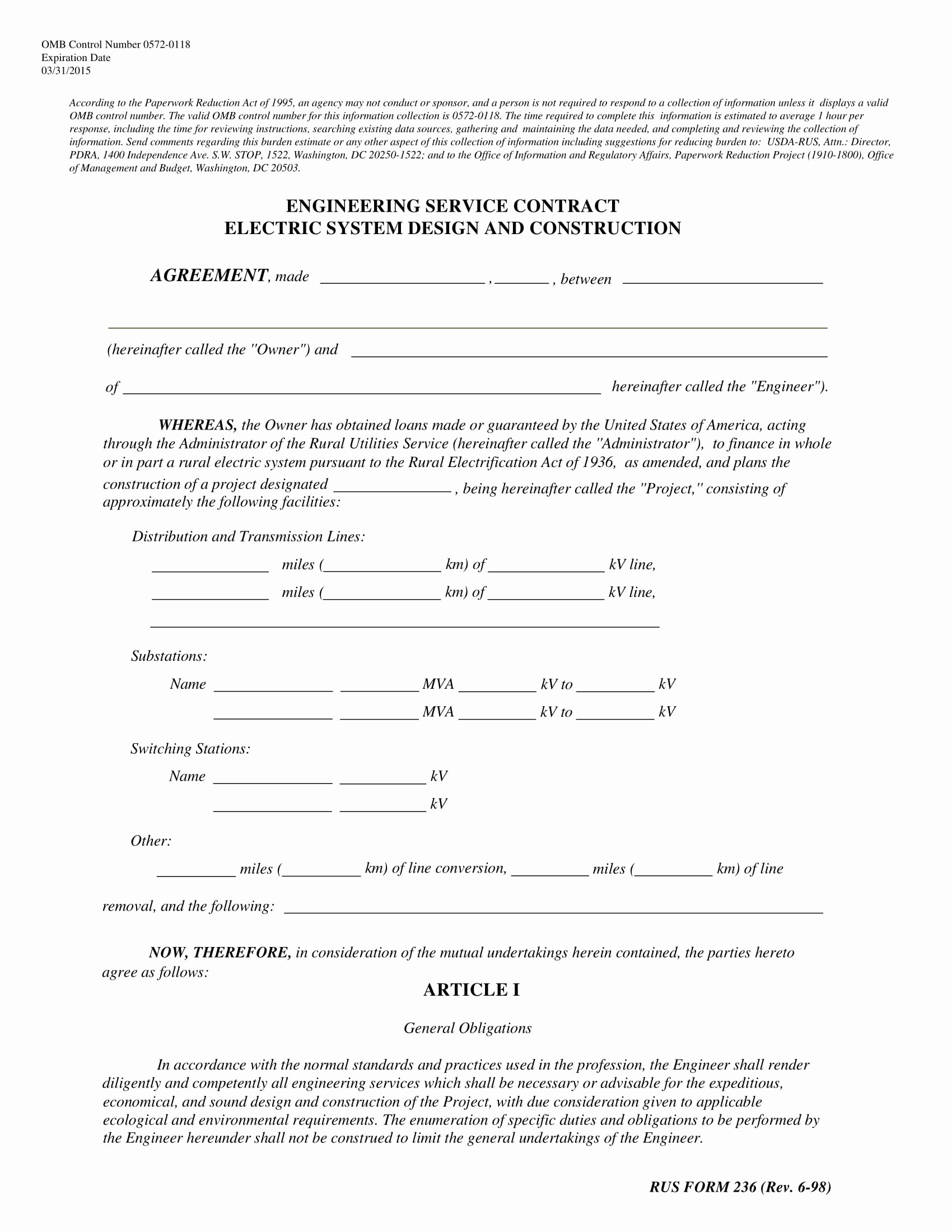 Service Contract Template Word Fresh 10 Electrical Contract Example Templates Word Docs