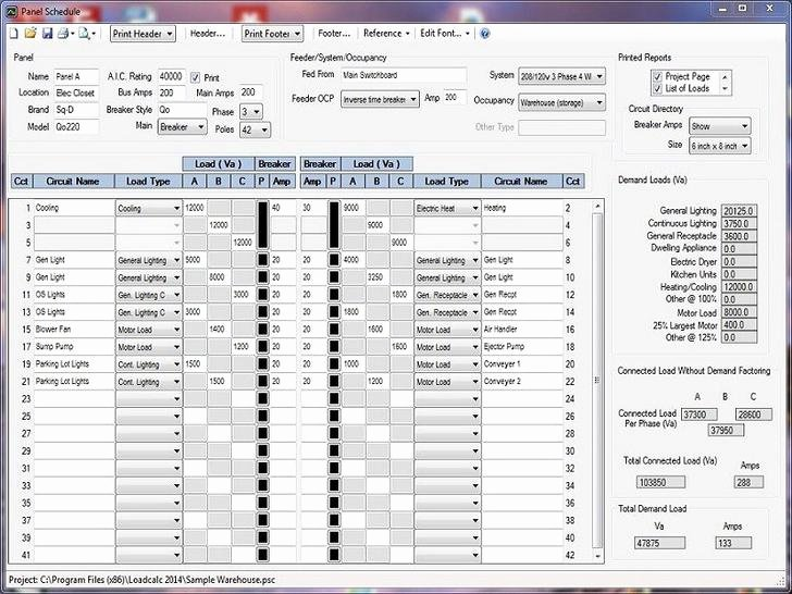 Siemens Panel Schedule Template Awesome 21 Panel Schedule Template Free Download