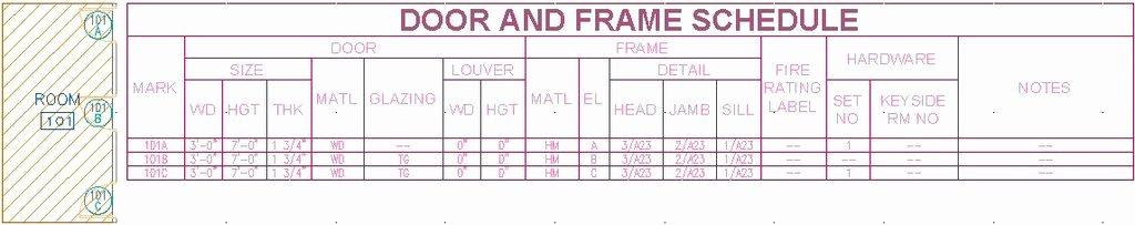 Siemens Panel Schedule Template Best Of Door Schedule Xls & Door Hardware Schedule Template Excel
