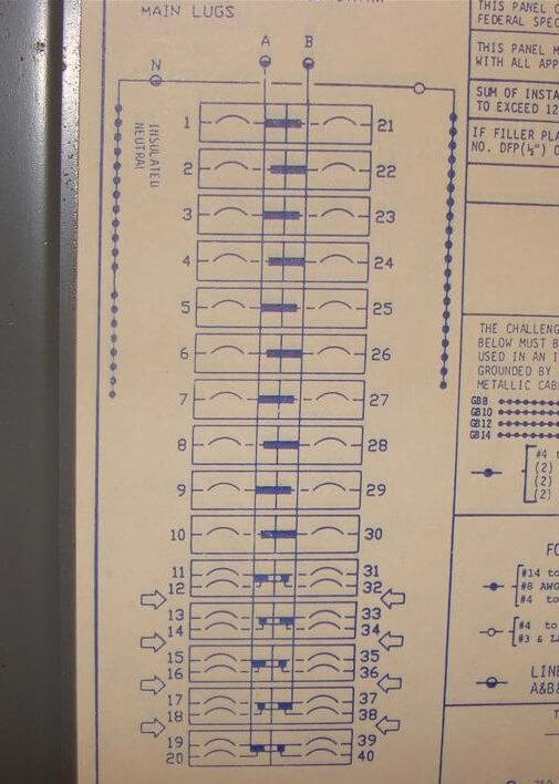 Siemens Panel Schedule Template Best Of How to Know when Tandem Circuit Breakers Can Be Used Aka