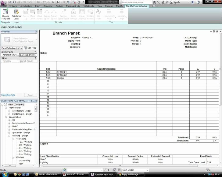 Siemens Panel Schedule Template Lovely 21 Panel Schedule Template Free Download