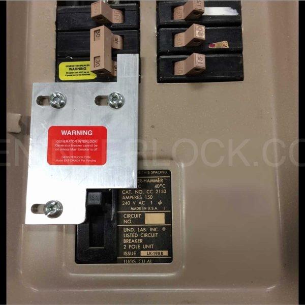 Siemens Panel Schedule Template Lovely Generator Interlock Kit Eaton Cutler Hammer 150 and 200