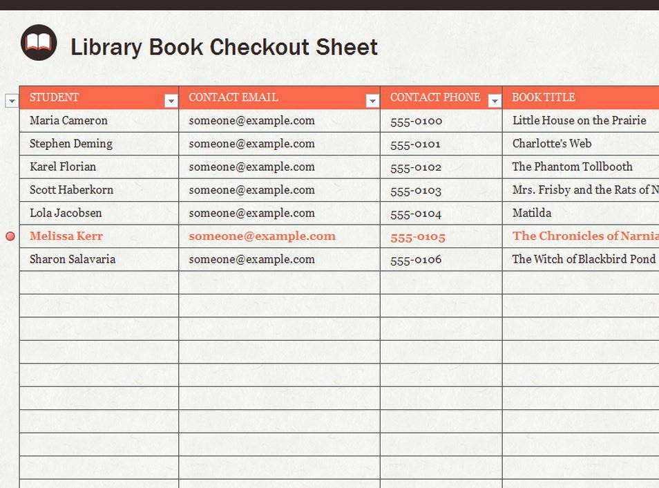 Sign Out Sheet Template Excel Awesome Library Sign Out Sheet Template
