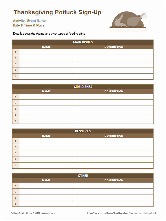 Sign Up Sheet Template Word Elegant 25 Printable attendance Sheet Templates [excel Word
