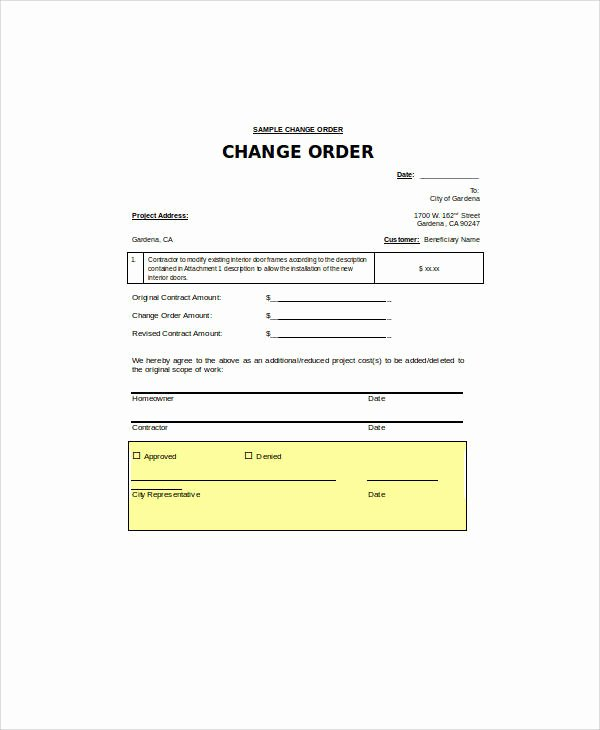 Simple order form Template Unique Simple order form 9 Examples In Word Pdf