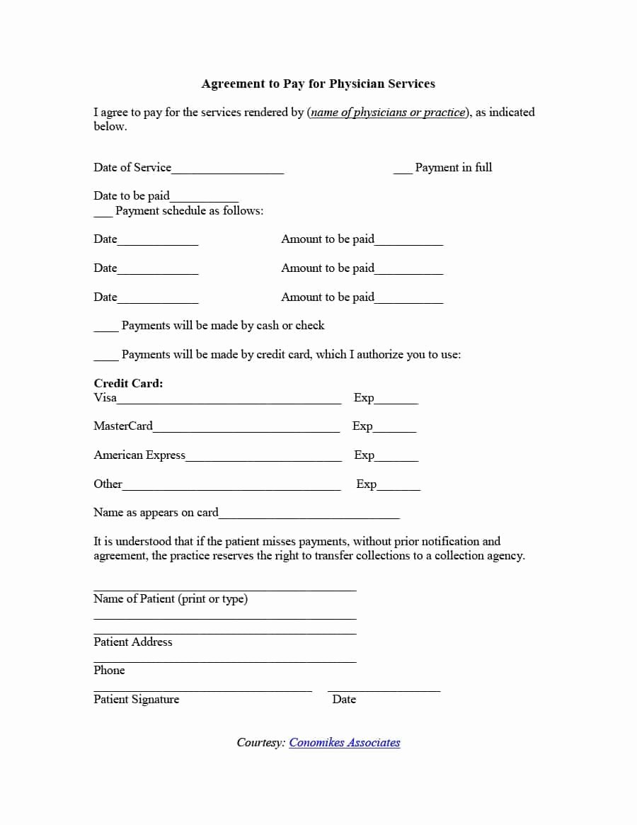 Simple Payment Plan Agreement Template Awesome Payment Agreement 40 Templates & Contracts Template Lab