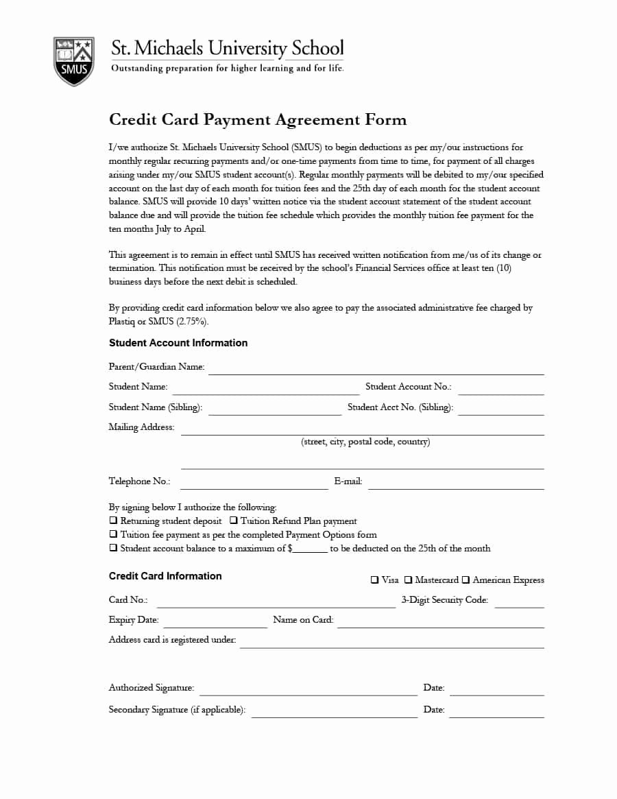 Simple Payment Plan Agreement Template Best Of Payment Agreement 40 Templates & Contracts Template Lab