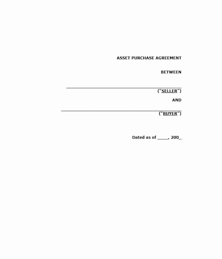 Simple Purchase Agreement Template Awesome 37 Simple Purchase Agreement Templates [real Estate Business]