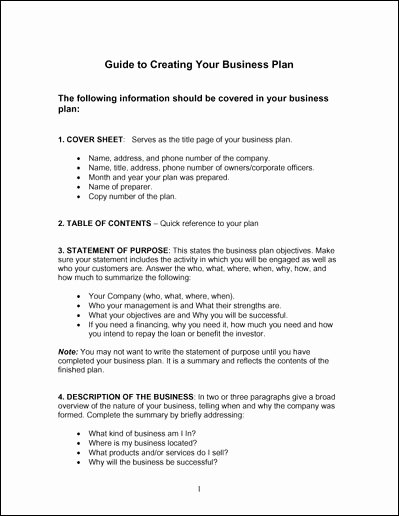 Simple Rfp Template Word Inspirational Simple Business Plan