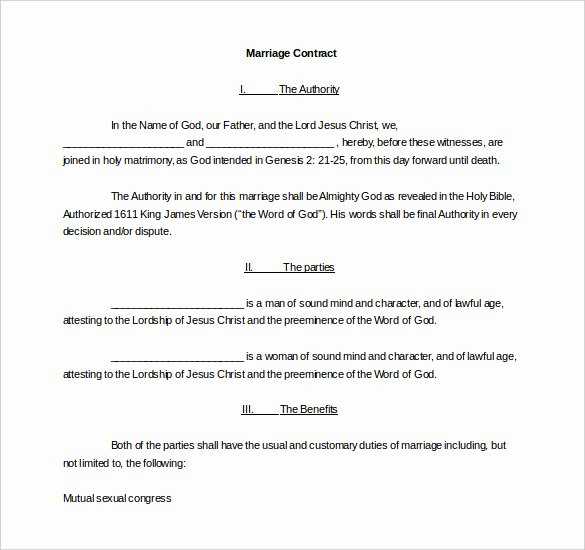 Simple Wedding Photography Contract Template Fresh 28 Wedding Contract Templates – Example Word Google Docs