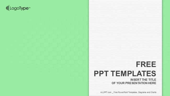 Simple White Paper Template Best Of White Paper Simple Powerpoint Templates