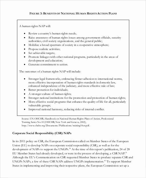 Smart Action Plans Template New Action Plan Template 37 Free Pdf Word format