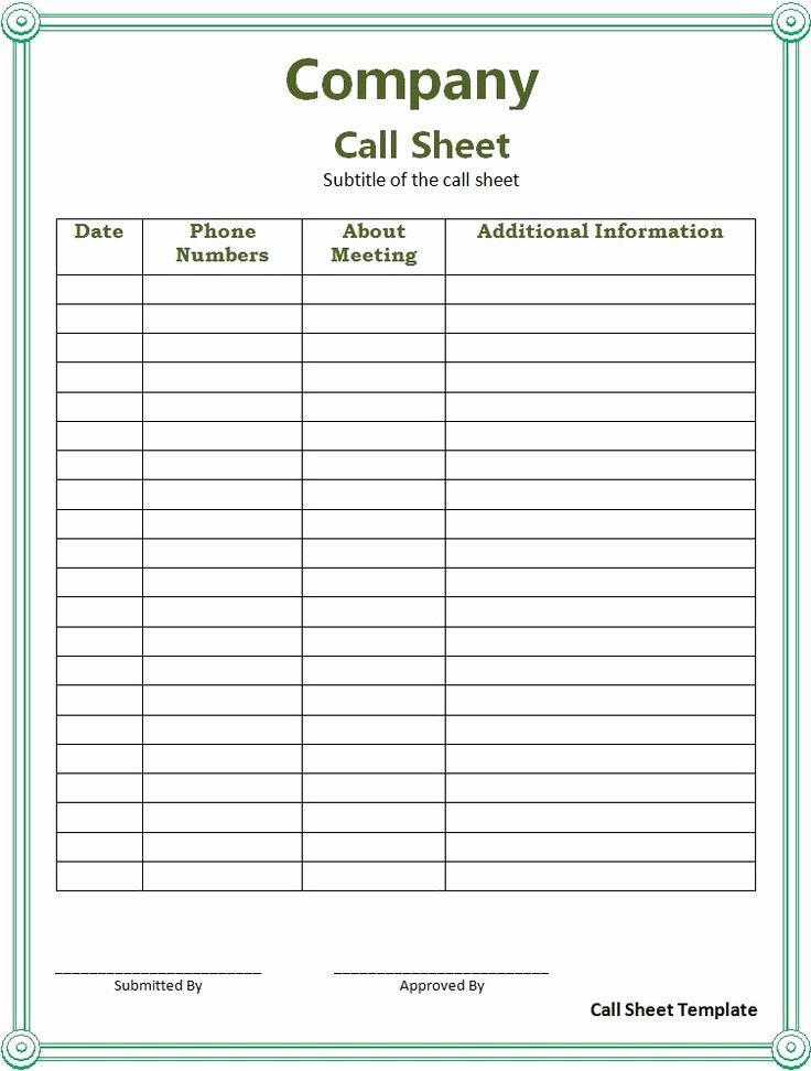 Snack Sign Up Sheet Template Inspirational 27 Best Images About Sign In Sheets On Pinterest