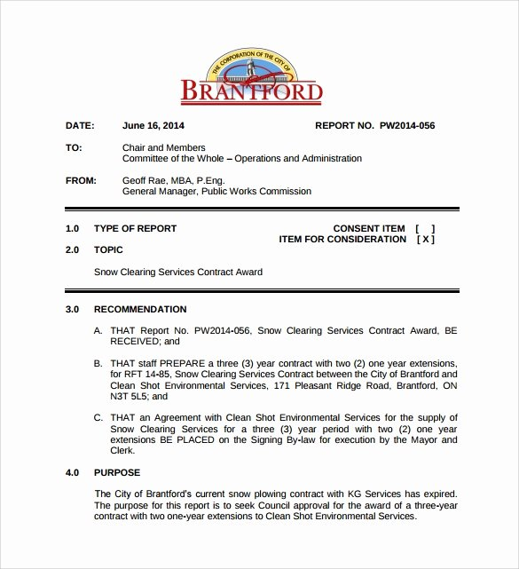 Snow Plow Contract Template Unique Snow Plowing Contract Template 6 Download Documents In