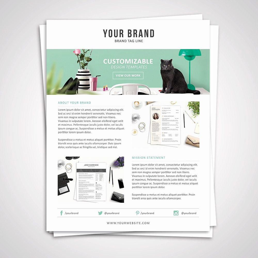 Social Media Release form Template New Product Media Kit Template 07 Press Kit Pitch Kit
