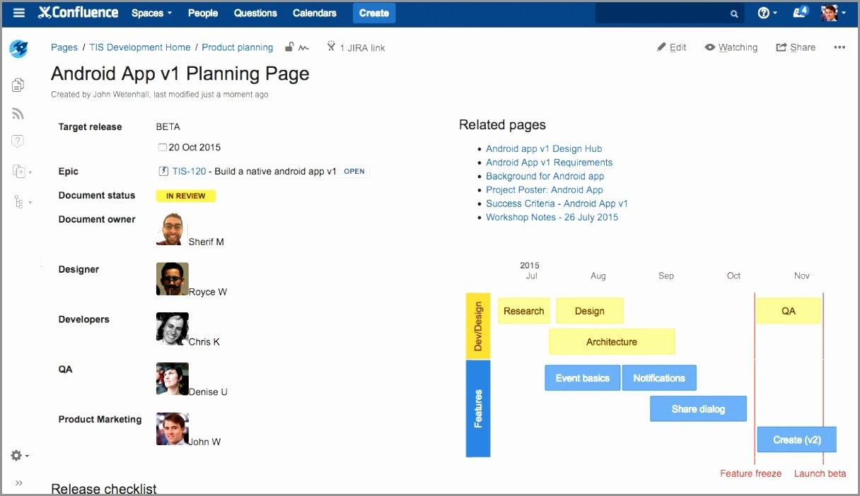 Software Implementation Plan Template Unique 6 Product Implementation Plan Template Otwro