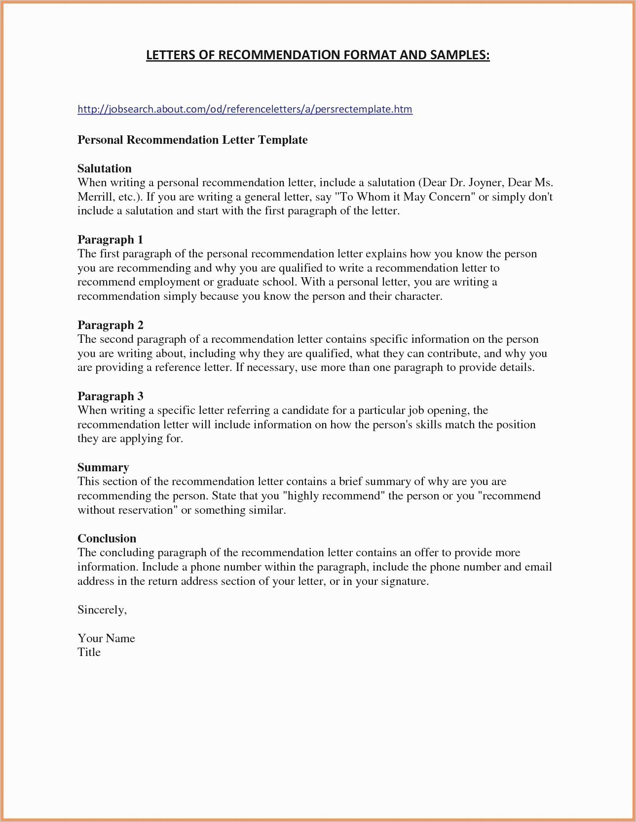 Sorority Recommendation Letter Template Awesome sorority Re Mendation Letter Template Collection