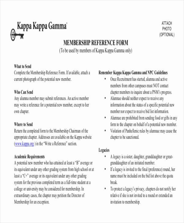 Sorority Recommendation Letter Template Best Of 7 Sample sorority Re Mendation Letters Pdf Doc