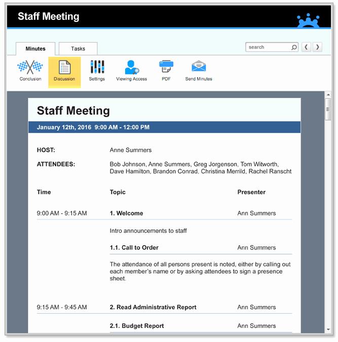 Staff Meetings Agenda Template Best Of Staff Meeting Agenda Templates
