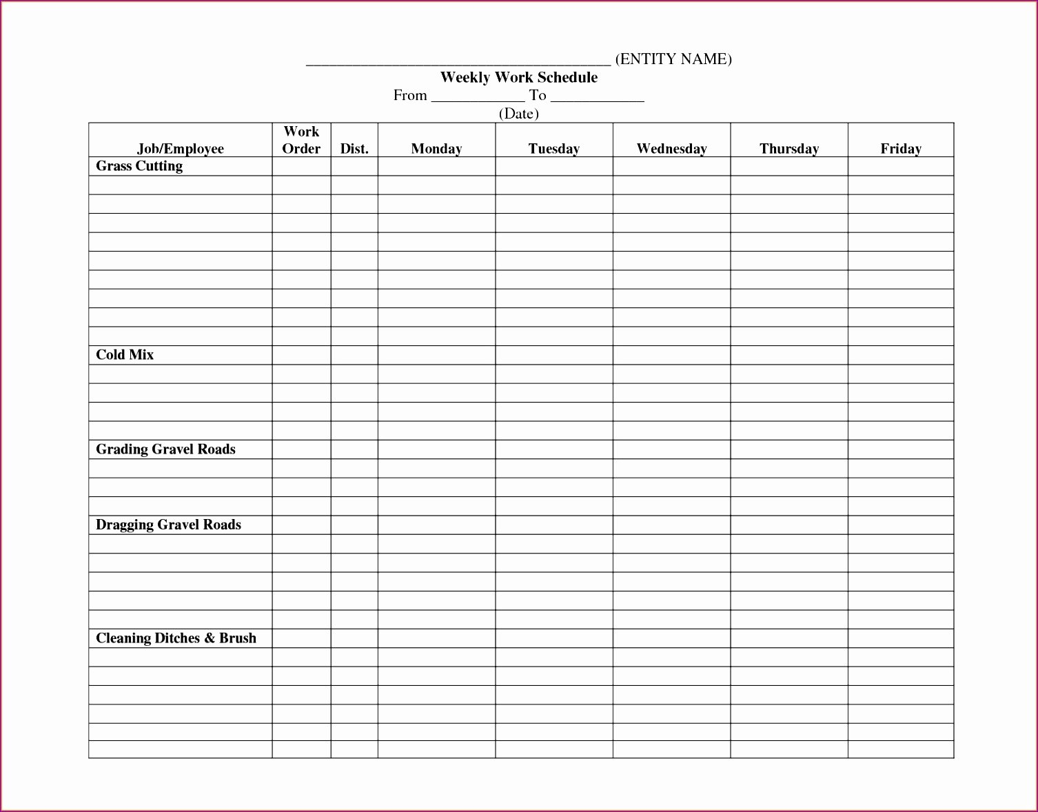 Staffing Plan Template Excel Elegant 12 Staffing Schedule Template Excel Free Exceltemplates