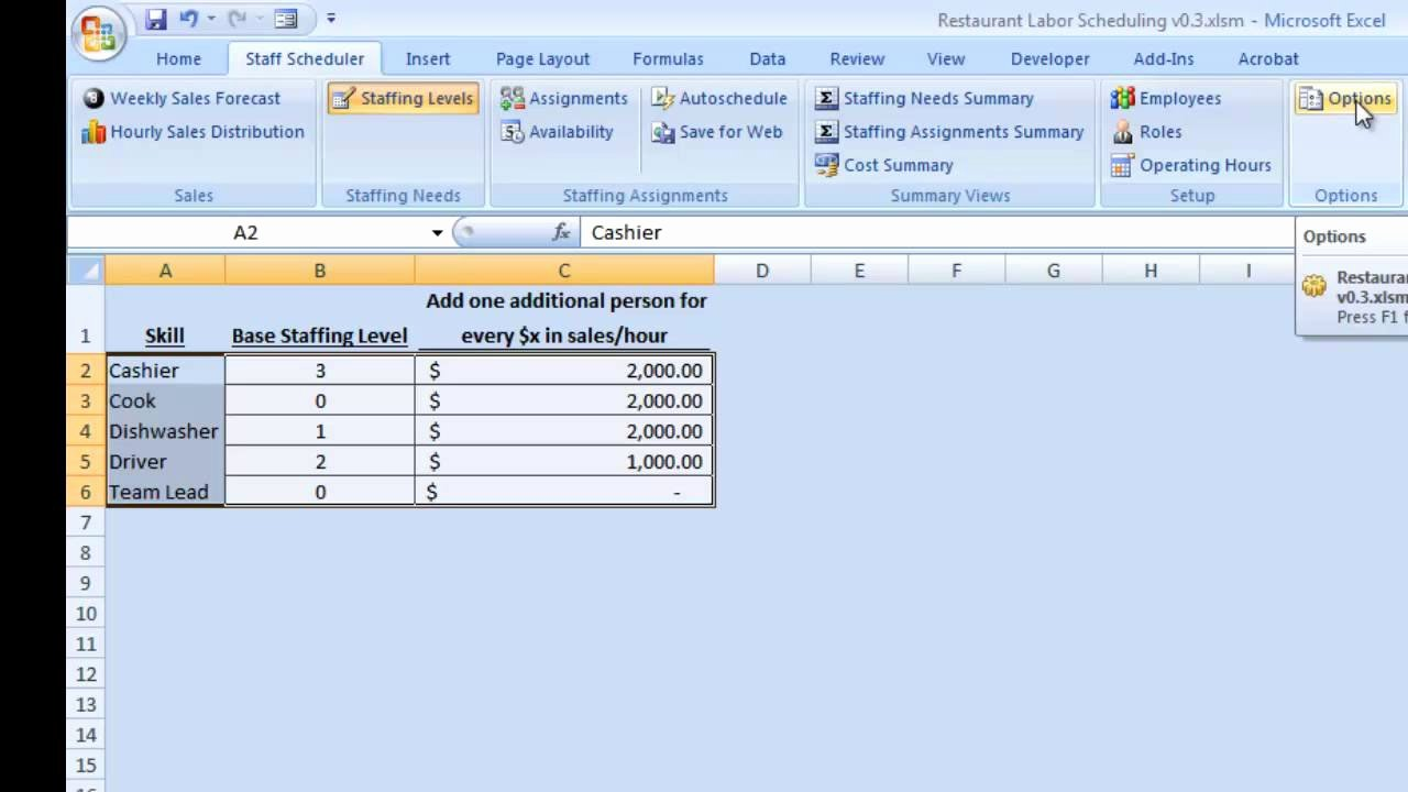 Staffing Plan Template Excel Fresh 27 Of Staffing forecasting Template Excel