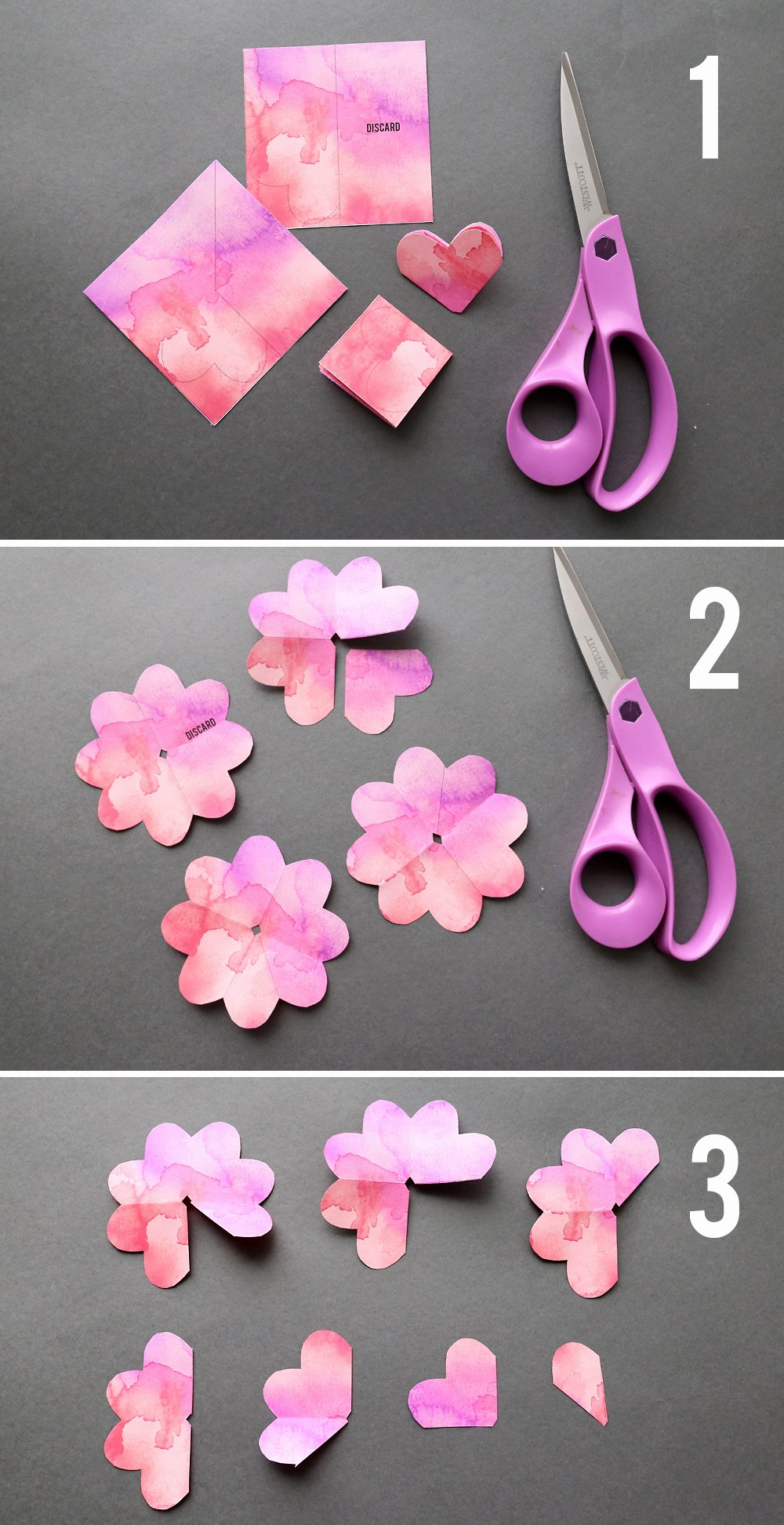 Step by Step Instruction Template Best Of Make Gorgeous Paper Roses with This Free Paper Rose