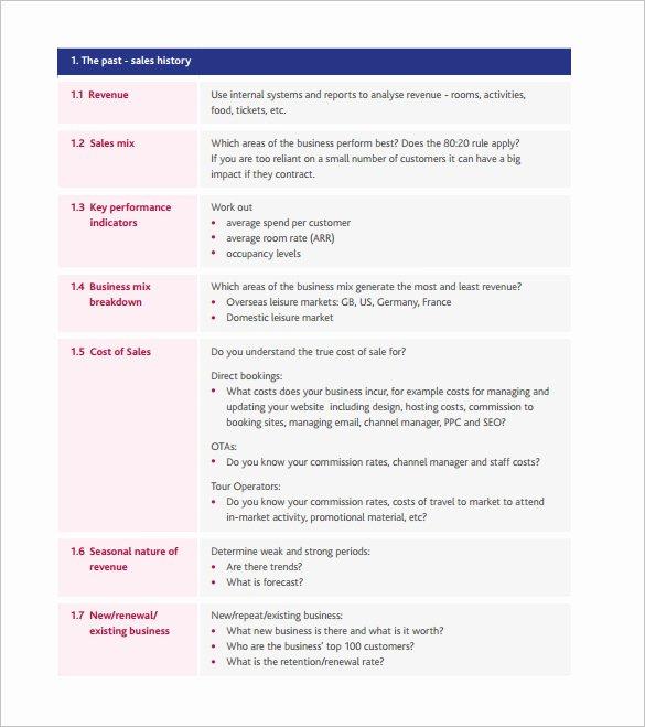 Strategic Action Plan Template Fresh Strategic Action Plan Template 15 Free Pdf Word format