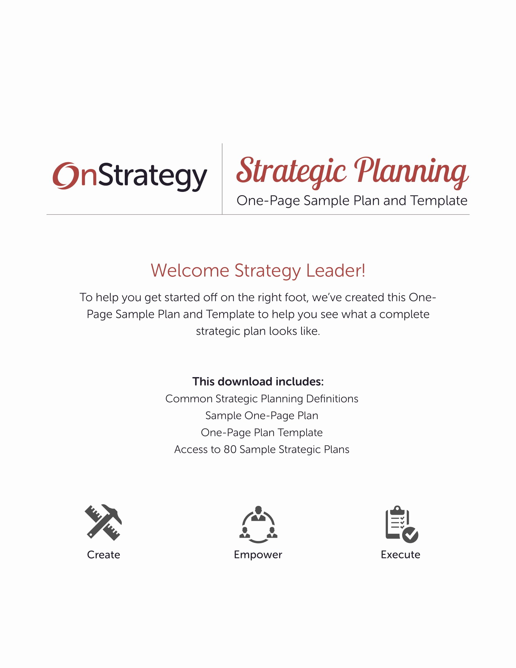 Strategic Action Plan Template Luxury 13 Printable Strategic Action Plan Examples Pdf Word