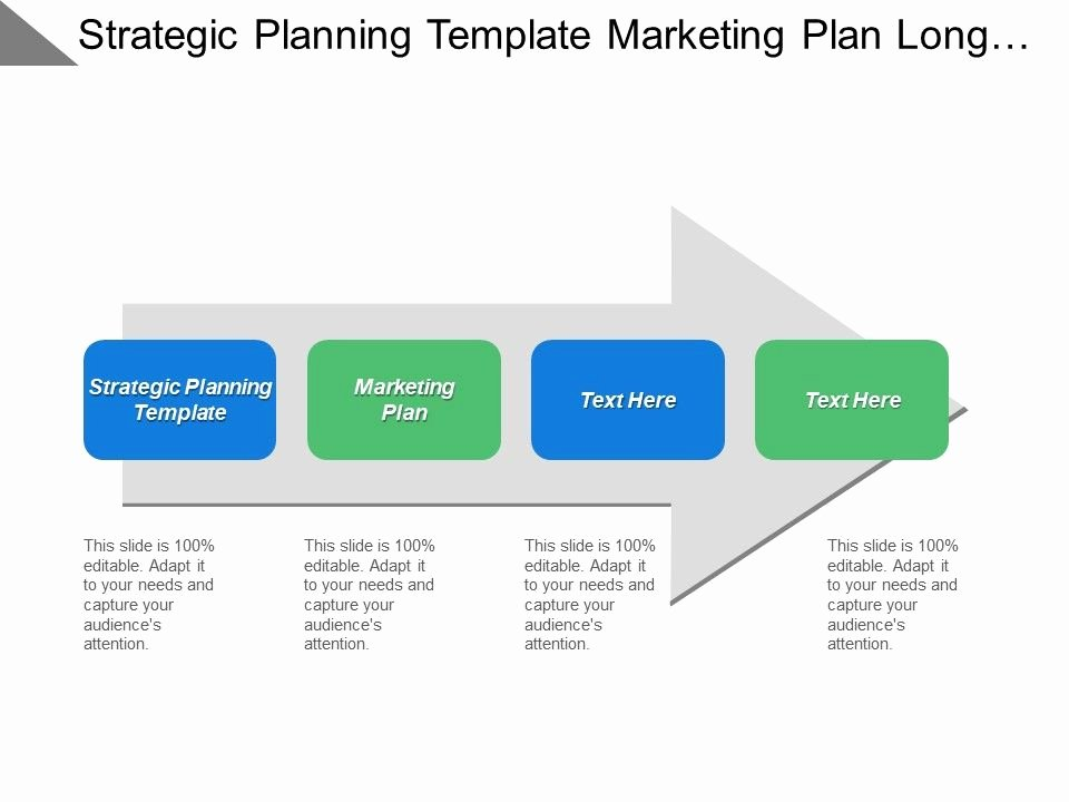 Strategic Sales Plan Template New Strategic Planning Template Marketing Plan Long Term Sales
