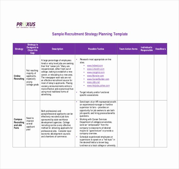 Strategy Plan Template Word Luxury Strategy Template – 19 Free Word Excel Pdf Document