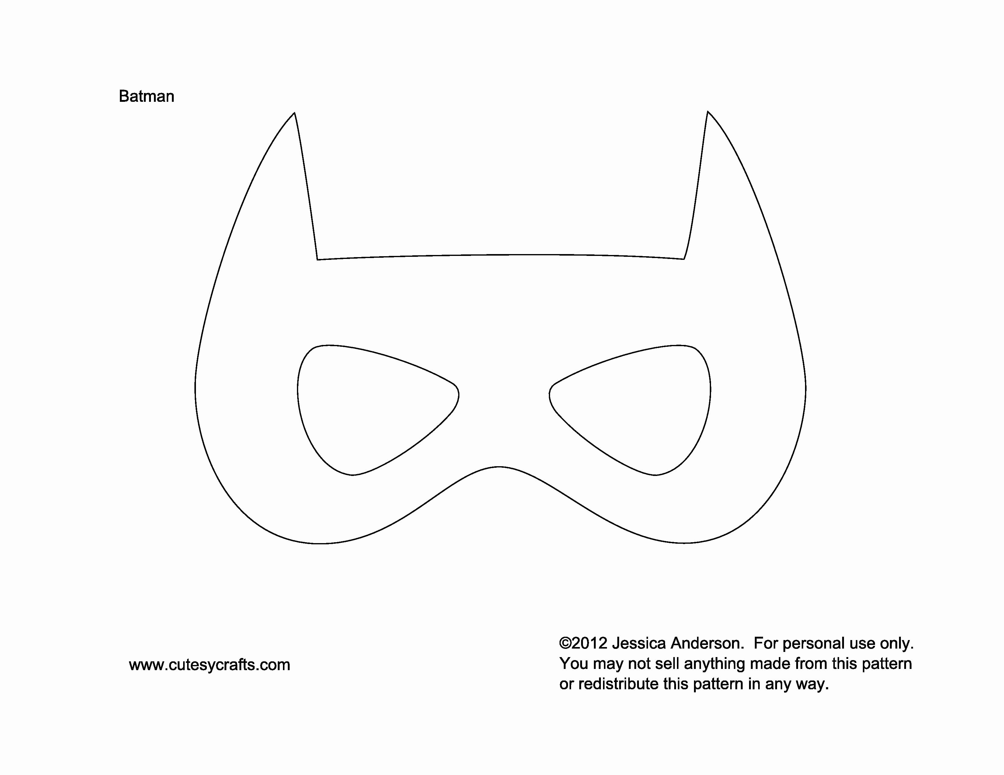 Superhero Mask Template Pdf Lovely Pin by Lori Jones On Holiday Halloween