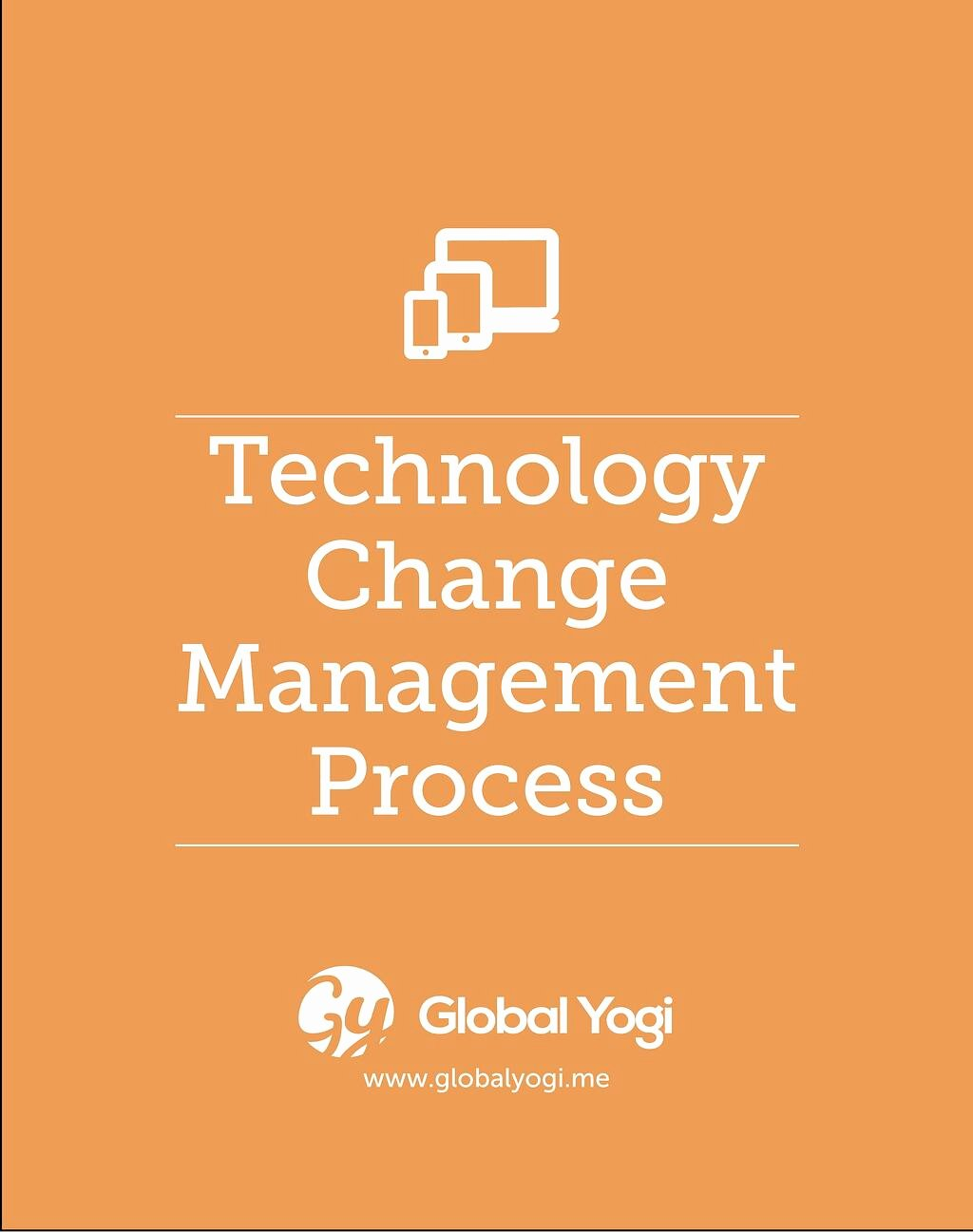 Technical White Paper Template New Download Free Technology Change Management Process