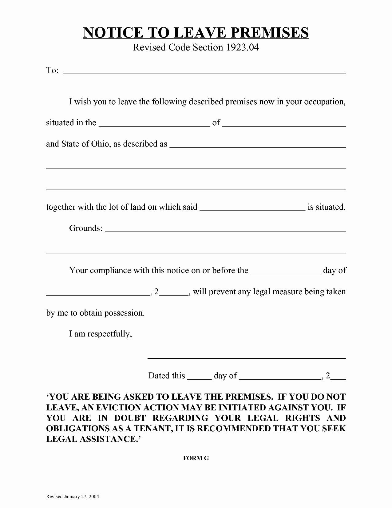 Template for Eviction Notice Inspirational 10 Best Eviction Notice Florida form Blank