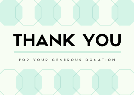 Thank You for Donation Template Elegant Denari Fundraising software Nonprofit Fundraising