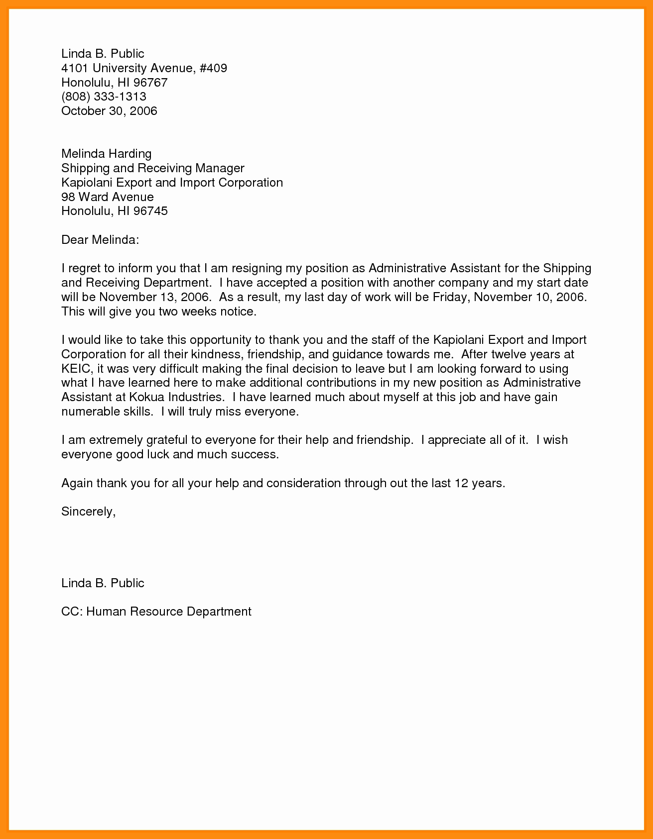 Thank You Letter Business Template Best Of formal Business Thank You Letters