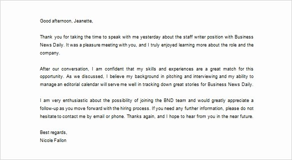 Thank You Letter Business Template Best Of Sample Business Thank You Letter – 11 Free Sample