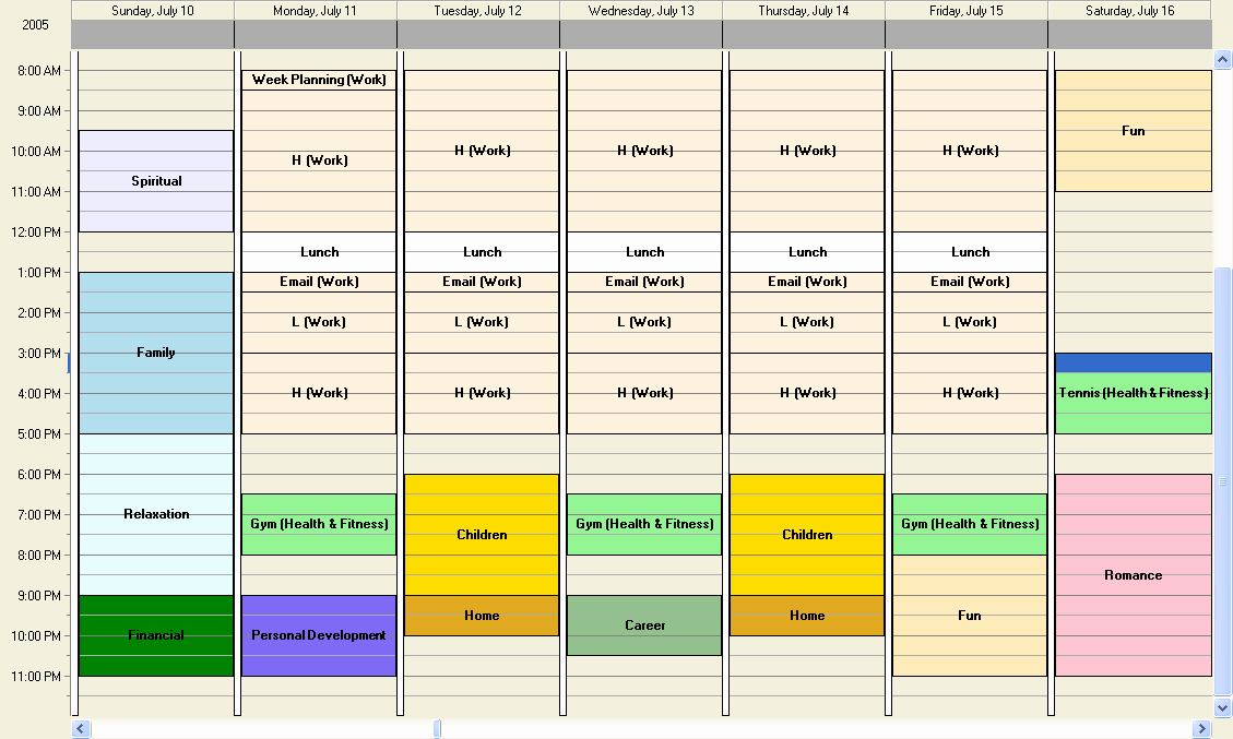 Time Management Schedule Template Beautiful Time Management Chart Daily Time Charts Time thoughts