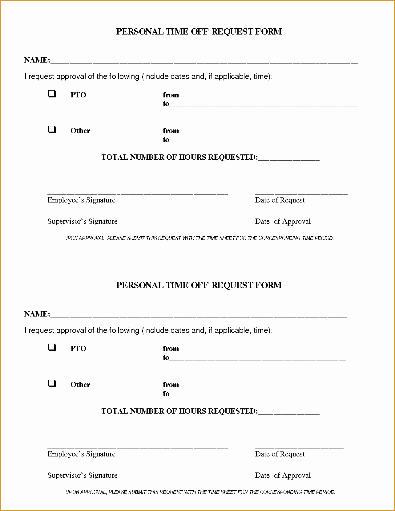 Time Off Request form Template Beautiful Time F Request forms Word Excel Samples