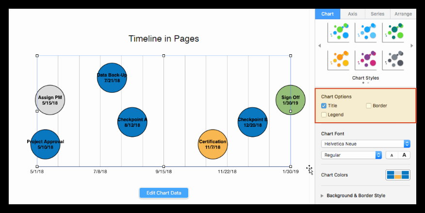 Timeline Template for Mac Best Of How to Make A Timeline In Pages for Mac Free Template