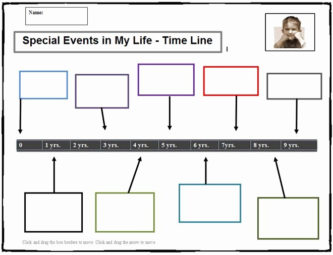 Timeline Templates for Kids Inspirational Supercool for Using with Kids Living In Foster Care This