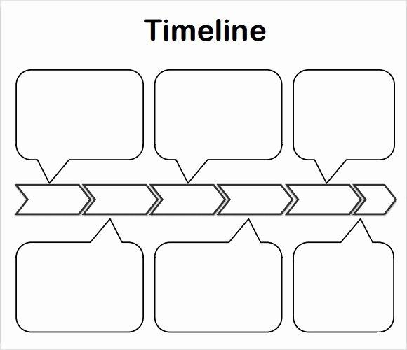 Timeline Templates for Kids Lovely 6 Sample Timelines for Kids Pdf Word