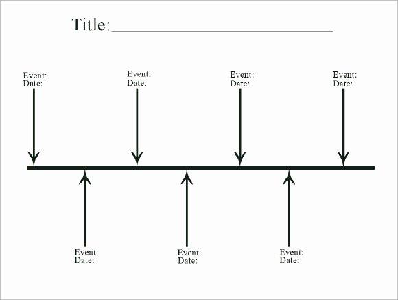 Timeline Templates for Kids Unique Free 8 Timeline Templates for Kids In Samples Examples
