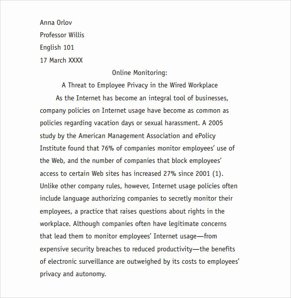 Title Page Mla Template Beautiful Sample Mla Cover Page Template 6 Free Documents In Pdf