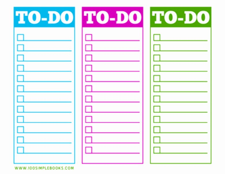 To Do List Template Pdf Inspirational What to Do when Your to Do List Runs You